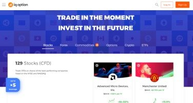 Iq Option Review  What To Expect From The Broker In 2021