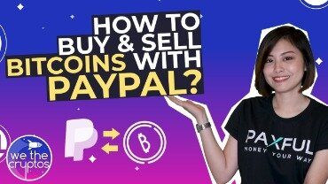 Buy Cryptocurrency With Paypal And Credit Card